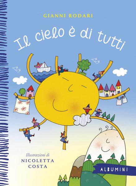 Il cielo è di tutti - Rodari/Costa | Emme Edizioni | 9788867145492