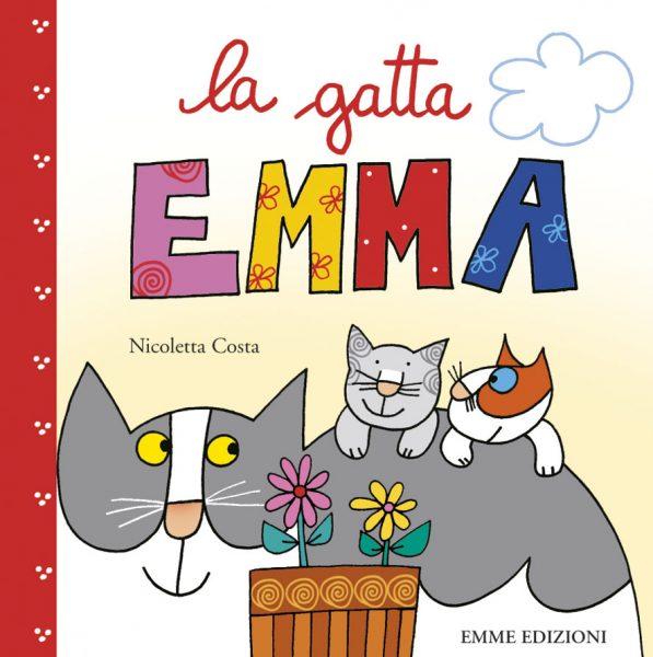 La gatta Emma - Costa | Emme Edizioni | 9788867145546