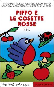 Pippo e le cosette rosse - Altan | Emme Edizioni | 9788867145676