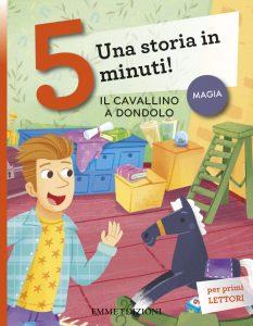 Il cavallino a dondolo - Bordiglioni/Tafuni | Emme Edizioni | 9788867145690