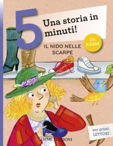 Il nido nelle scarpe - Bordiglioni/Mariani | Emme Edizioni | 9788867145706