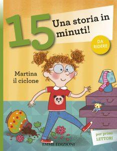 Martina il ciclone - Bordiglioni/Bolaffio | Emme Edizioni | 9788867145737