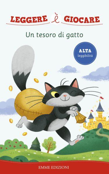 Un tesoro di gatto - Zito | Emme Edizioni | 9788867145751