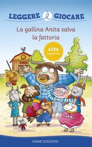 La gallina Anita salva la fattoria - Sillani | Emme Edizioni | 9788867145768