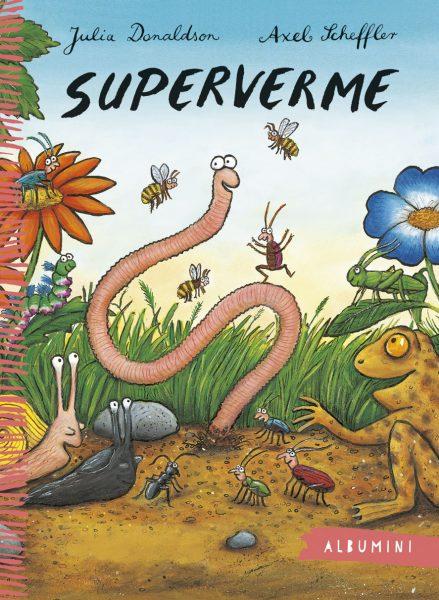 Superverme - Donaldson/Scheffler | Emme Edizioni | 9788867145799