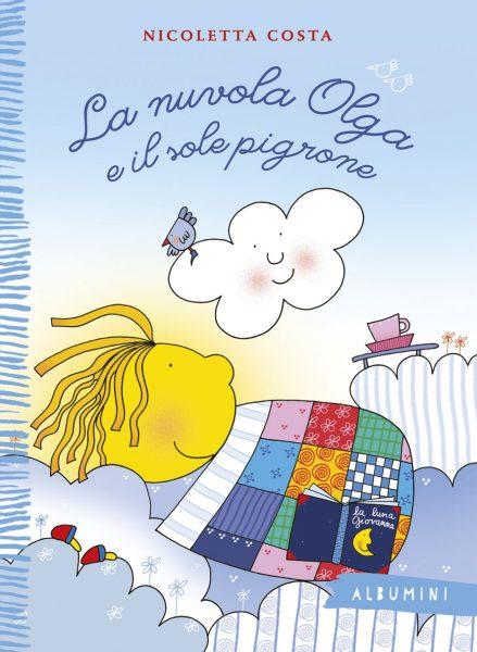 La nuvola Olga e il sole pigrone - Costa | Emme Edizioni | 9788867145812