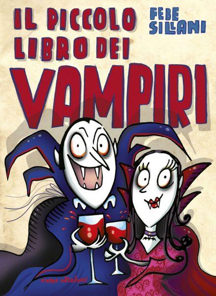 Il piccolo libro dei vampiri - Sillani | Emme Edizioni | 9788867145867
