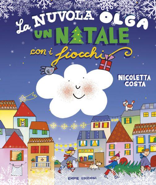 La nuvola Olga - Un Natale con i fiocchi - Costa | Emme Edizioni | 9788867145911