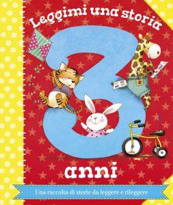 Leggimi una storia - 3 anni | Emme Edizioni | 9788867145966