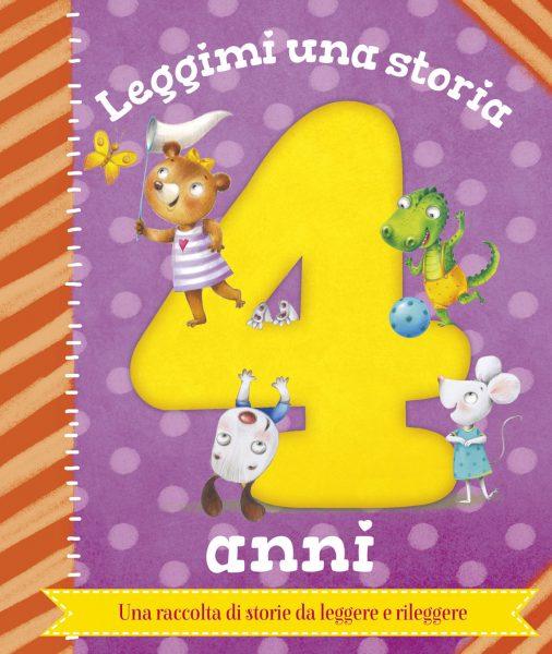 Leggimi una storia - 4 anni | Emme Edizioni | 9788867145973