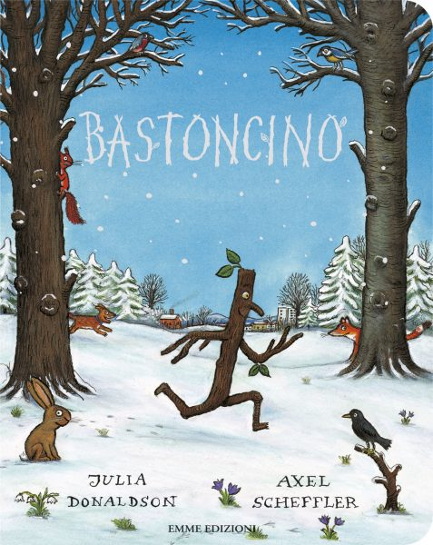 Bastoncino - Donaldson/Scheffler | Emme Edizioni | 9788867146017