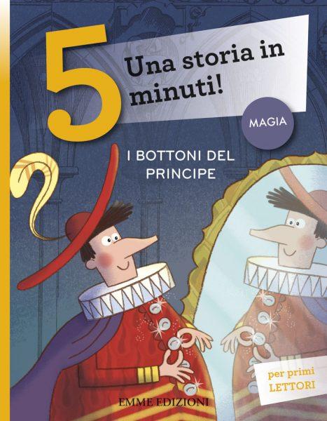 I bottoni del principe - Bordiglioni/Bolaffio | Emme Edizioni | 9788867146178