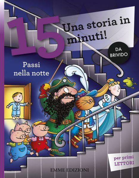Passi nella notte - Campello/Sillani | Emme Edizioni | 9788867146222