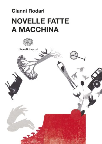 Novelle fatte a macchina - Rodari/Vidali | Einaudi Ragazzi | 9788879269353