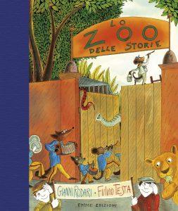 Lo zoo delle storie - Rodari/Testa | Emme Edizioni | 9788860793393
