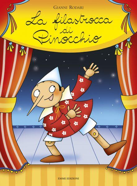 La filastrocca di Pinocchio - Rodari/Sillani | Emme Edizioni | 9788860794079