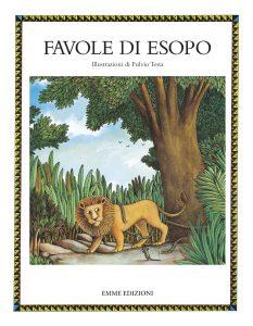 Favole di Esopo - Testa | Emme Edizioni | 9788860792693