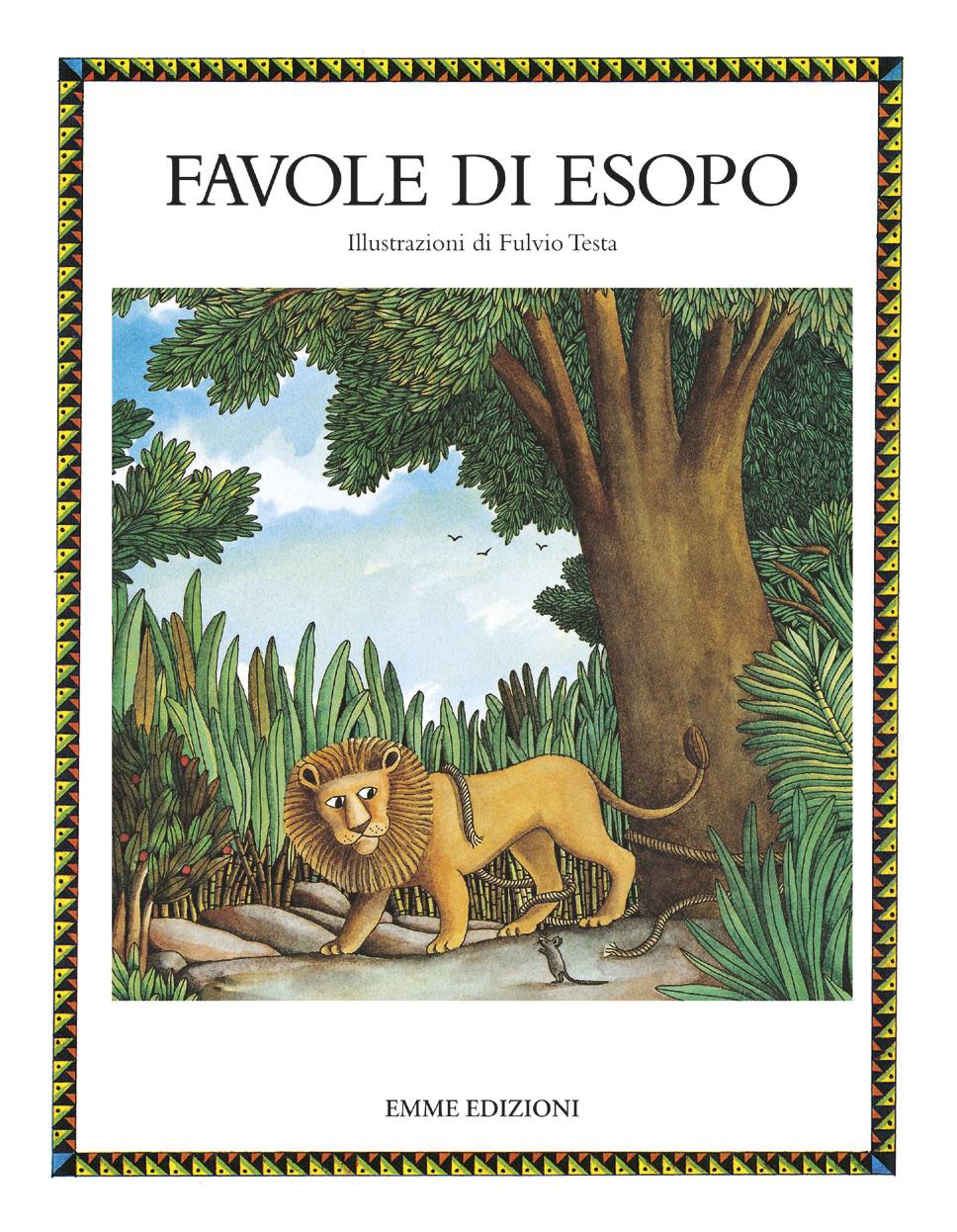 Favole Di Esopo Testa Emme Edizioni