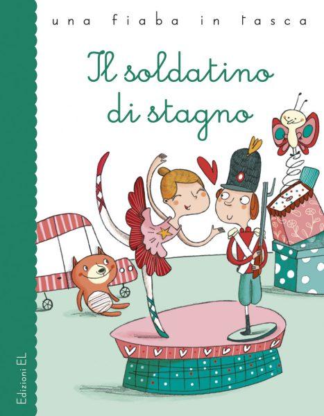 Il soldatino di stagno - Bordiglioni / Carabelli | Edizioni EL | 9788847727847
