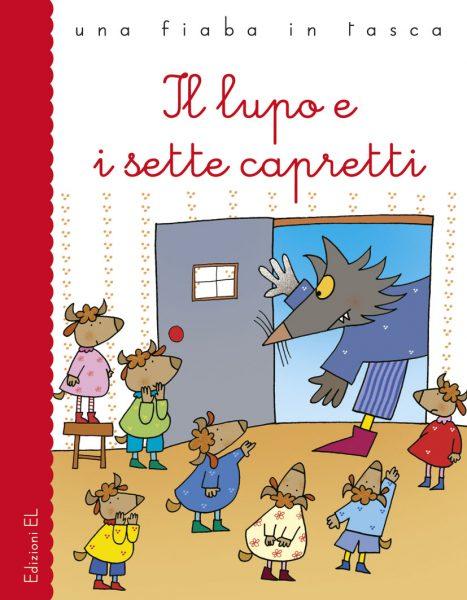 Il lupo e i sette capretti - Piumini/Costa | Edizioni EL | 9788847728547