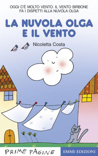 La nuvola Olga e il vento - Costa | Emme Edizioni | 9788879279277