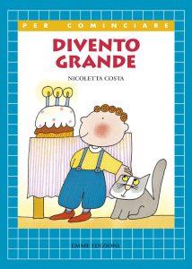 Divento grande - Costa | Emme Edizioni | 9788879274890