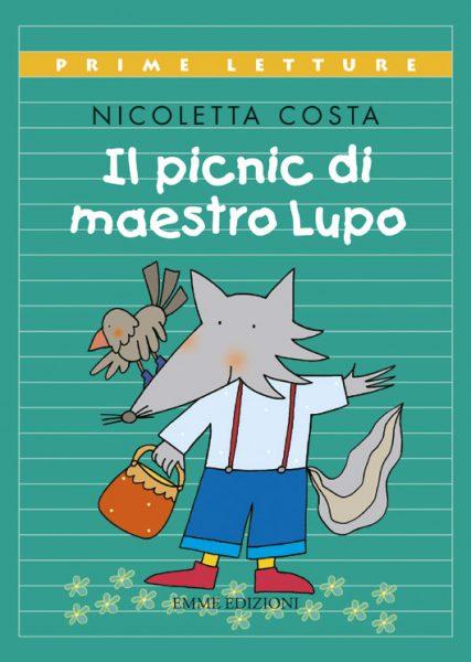 Il picnic di maestro Lupo - Costa | Emme Edizioni | 9788879276931