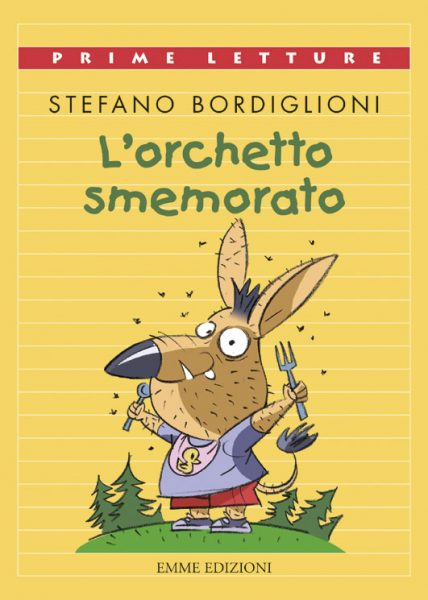 L'orchetto smemorato - Bordiglioni | Emme Edizioni | 9788879279307