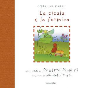 La cicala e la formica - Esopo/Costa | Edizioni EL | 9788847716315