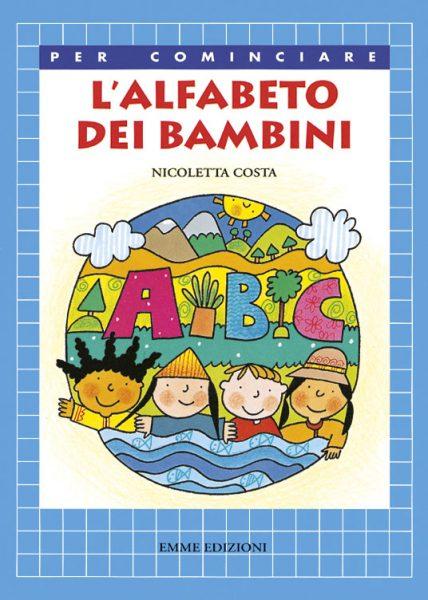 L'alfabeto dei bambini - Costa | Emme Edizioni | 9788879274494
