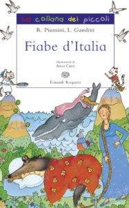 Fiabe d'Italia - Gandini/Piumini | Einaudi Ragazzi | 9788879265928