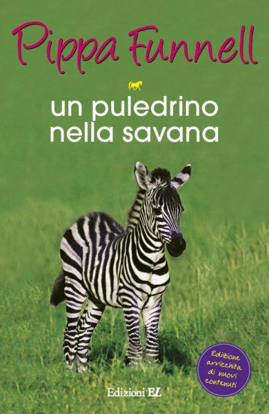Un puledrino nella savana - Funnell/Miles (nuova edizione)   Edizioni EL   9788847734036