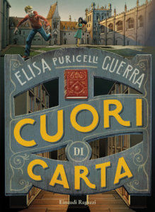 Cuori di carta - Puricelli Guerra | Einaudi Ragazzi | 9788866560043