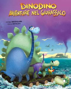 Dinodino - Avventure nel Giurassico vol. II - Bordiglioni/Bertolucci | Emme Edizioni | 9788860798091