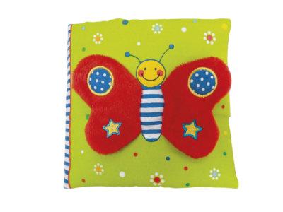 Il libro del bebè - Farfalla rossa | Edizioni EL | 9788847734418