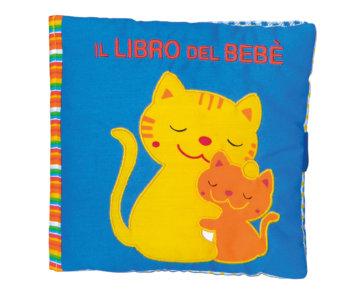 Il libro del bebè - Gatto | Edizioni EL | 9788847734425
