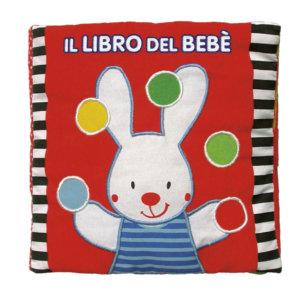 Il libro del bebè - Coniglio | Edizioni EL | 9788847734432