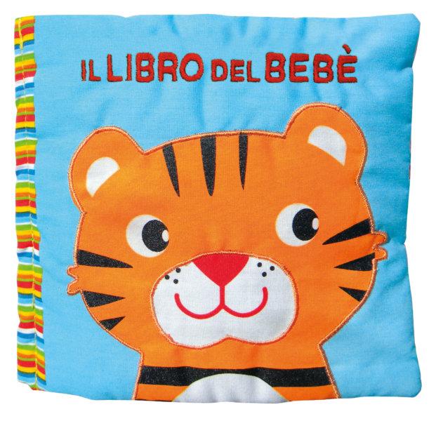 Il libro del bebè - Animali a strisce | Edizioni EL | 9788847734593