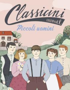 Piccoli uomini - Colloredo/De Cristofaro | Edizioni EL | 9788847734722