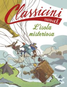 L'isola misteriosa - Sgardoli/Piana | Edizioni EL | 9788847734746