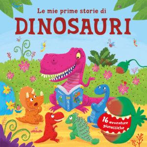 Le mie prime storie di dinosauri | Emme Edizioni | 9788867146635