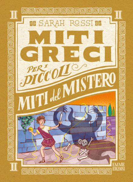 Miti del mistero - Rossi/Bongini | Emme Edizioni | 9788867146871