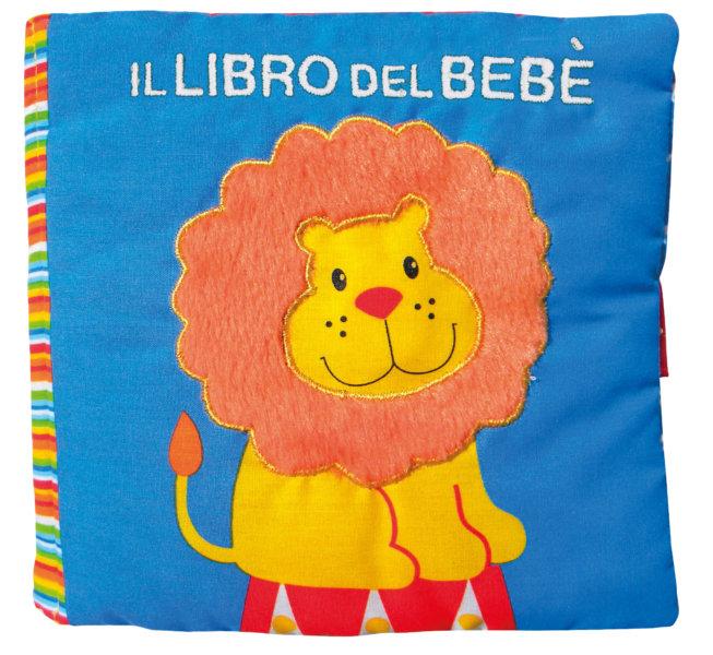 Il libro del bebè - Leone | Edizioni EL | 9788847734944