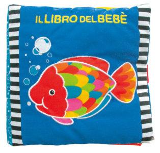 Il libro del bebè - Pesce | Edizioni EL | 9788847734951