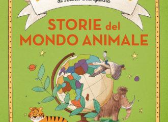 La grande storia del mondo di Teresa Buongiorno - Storie del mondo animale - Buongiorno/Paganelli | Einaudi Ragazzi | 9788866563990