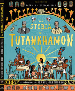 La storia di Tutankhamon | Emme Edizioni | 9788867146567