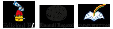 Edizioni EL – Emme Edizioni – Einaudi Ragazzi