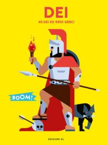 Dei - 40 dei ed eroi greci - Baussier-Almasty - Edizioni EL - 9788847735385