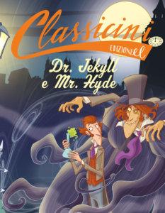 Dr. Jeckyll e Mr. Hyde - Percivale-Fiorin - Edizioni EL -9788847735316