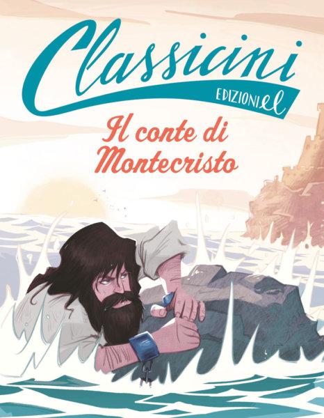 Il conte di Montecristo - Baccalario/Piana | Edizioni EL | 9788847735330